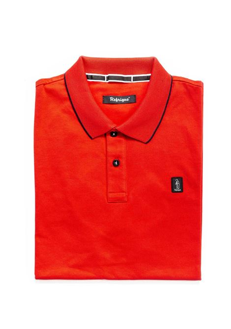 REFRIGUE POLO PIQUET STRETCH ROSSO REFRIGUE | Polo | 50074PIQUET STRETCH-006