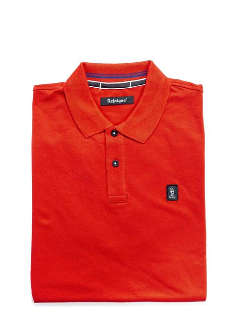 REFRIGUE POLO COTTON PIQUET ROSSO REFRIGUE | Polo | 50090COTTON PIQUET-006