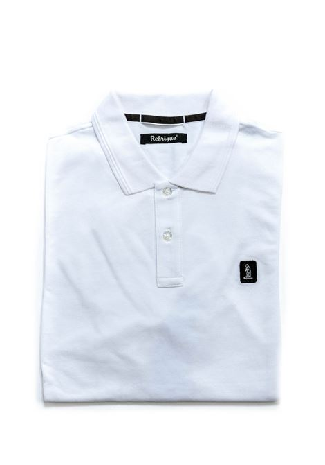REFRIGUE POLO COTTON PIQUET BIANCO REFRIGUE | Polo | 50090COTTON PIQUET-092