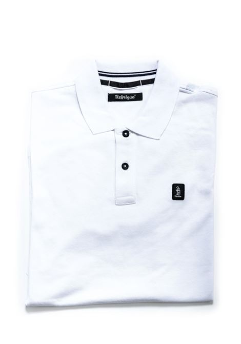 REFRIGUE POLO PIQUET BIANCO REFRIGUE | Polo | 50091PIQUET STRETCH-092