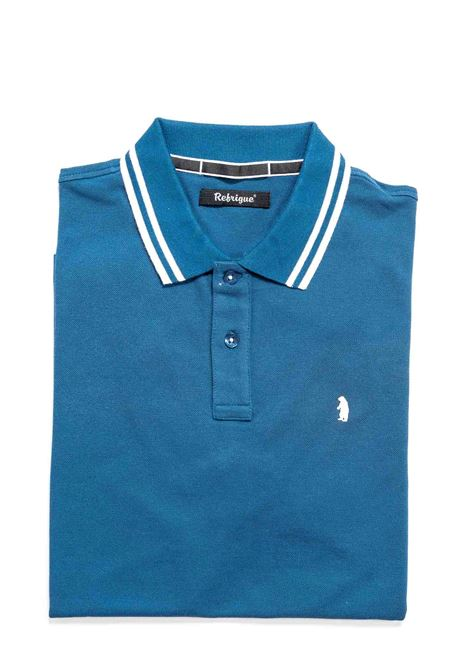 REFRIGUE POLO BEAR BLU REFRIGUE | Polo | 50092PIQUET STRETCH-126