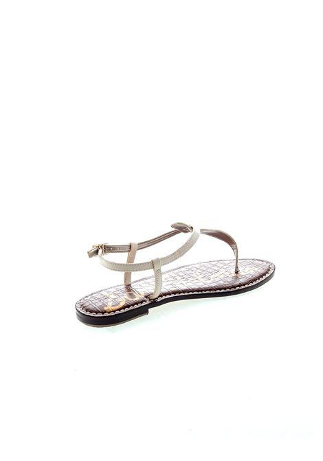Sandalo Gigi pitone roccia SAM EDELMAN | Sandali flats | GIGIPELLE-BLK/WHT/MOD