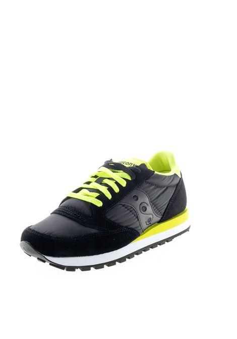 SAUCONY SNEAKER JAZZ NERO SAUCONY | Sneakers | 2044JAZZ-551