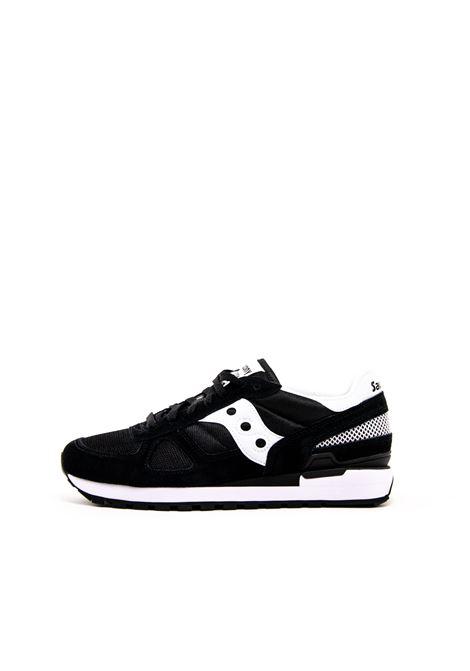 Saucony Sneaker Shadow nero/bianco SAUCONY | Sneakers | 2108SHADOW-518