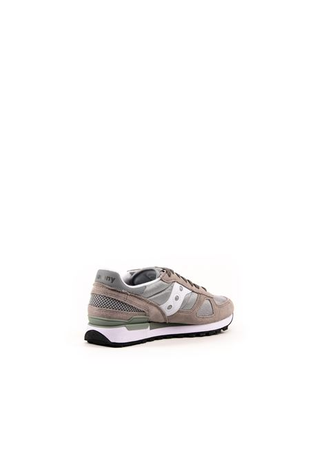 Saucony Sneaker Shadow grigio/bianco SAUCONY | Sneakers | 2108SHADOW-524