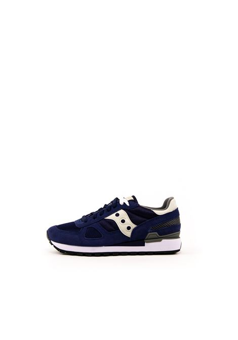 Saucony Sneaker Shadow blu/bianco SAUCONY | Sneakers | 2108SHADOW-668