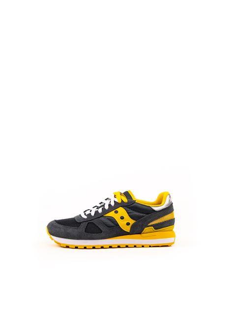 Saucony Sneaker Shadow grigio/giallo SAUCONY | Sneakers | 2108SHADOW-733