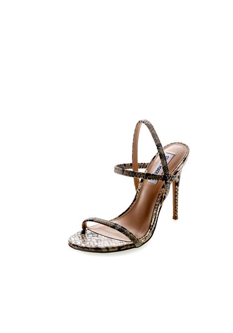 Sandalo Gabriella pitone oro tacco120 STEVE MADDEN | Sandali | GABRIELLASNAKE-GOLD
