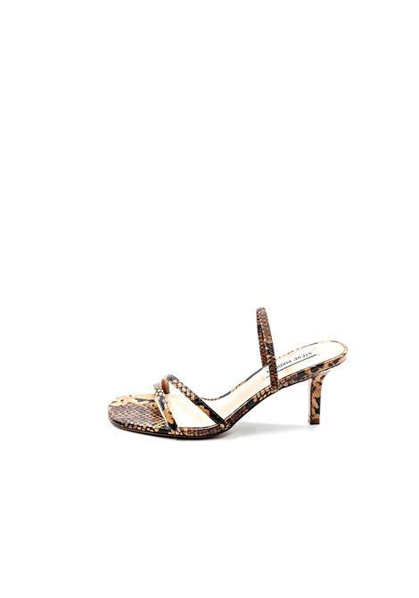Sandalo Loft pitone giallo tacco70 STEVE MADDEN | Sandali | LOFTSNAKE-YELLOW