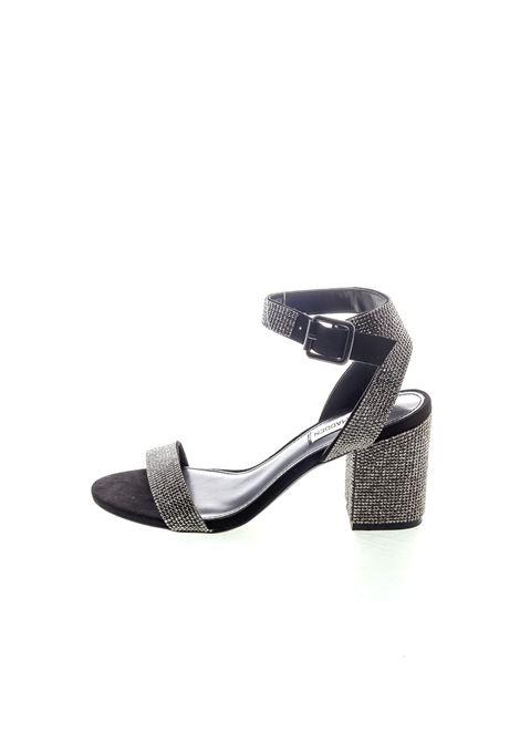 Sandalo Malia Crystal nero STEVE MADDEN | Sandali | MALIAGLITTER-BLACK