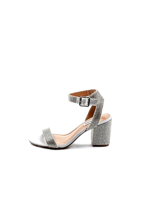 Sandalo Malia Crystal argento STEVE MADDEN | Sandali | MALIAGLITTER-RHINESTONE