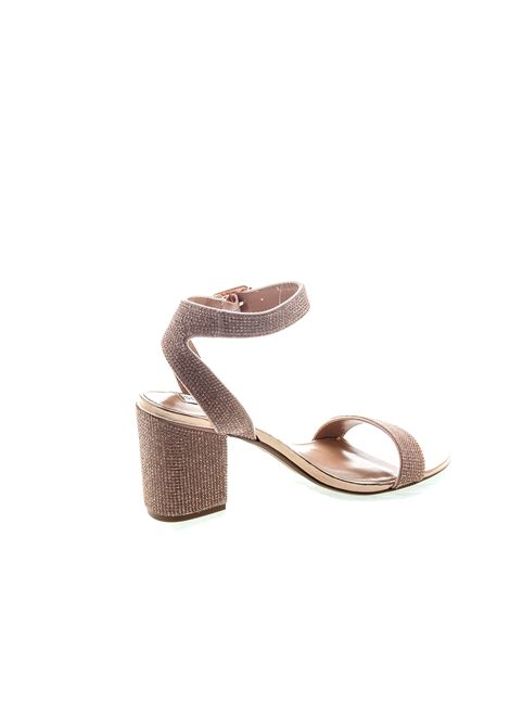 Sandalo Malia Crystal oro rosa STEVE MADDEN | Sandali | MALIAGLITTER-ROSE GOLD