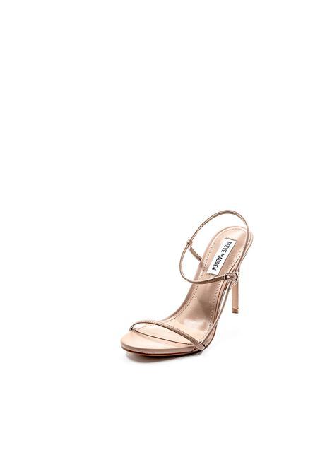 Sandalo Oaklyn nudo tacco100 STEVE MADDEN | Sandali | OAKLYNNATURAL