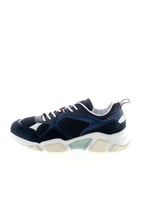 TOMMY HILFIGER SNEAKER CHUNKY BLU TOMMY HILFIGER | Sneakers | 2660CHUNKY-DESERT SKY