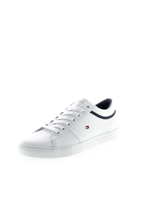Tommy Hilfiger Essential bianco TOMMY HILFIGER | Sneakers | 2681ESSENTIAL-WHITE