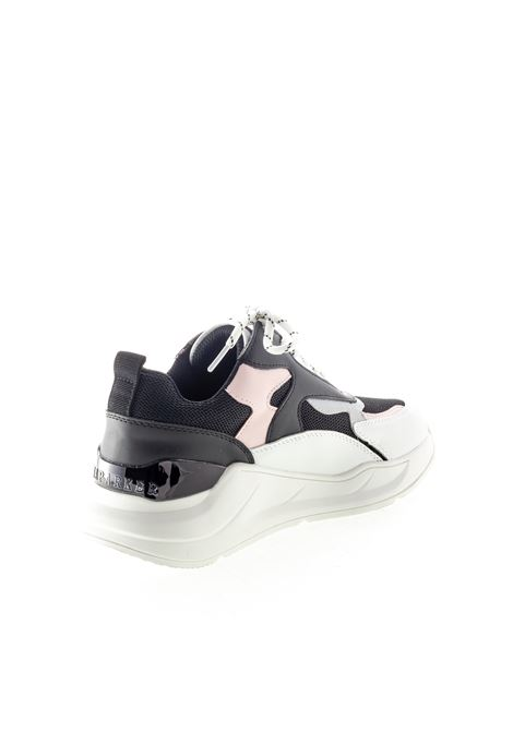 UMA PARKER SNEAKER CHICAGO NERO/BIANCO UMA PARKER NEW YORK | Sneakers | CHICAGOTESS/PELLE-BLACK/WHITE/PINK
