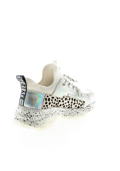 UMA PARKER SNEAKER DENVER BIANCO UMA PARKER NEW YORK | Sneakers | DENVERPELLE/TESS-WHITE