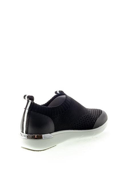 Uma Parker Sneaker Havana nero UMA PARKER NEW YORK | Sneakers | HAVANATESS/PELLE-BLACK