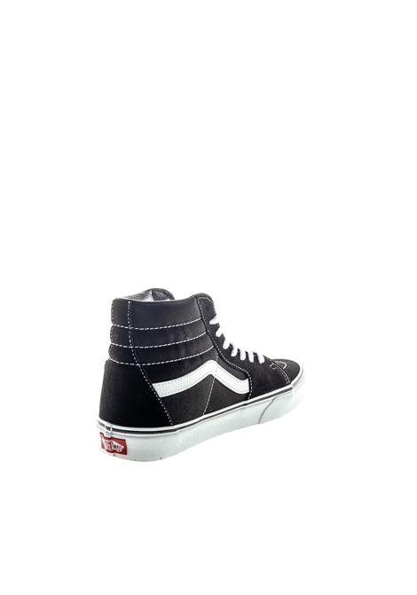 Vans sneaker sk8-hi nero/bianco VANS | Sneakers | VN000D5IB8C1SK8HI-BLK/WHT