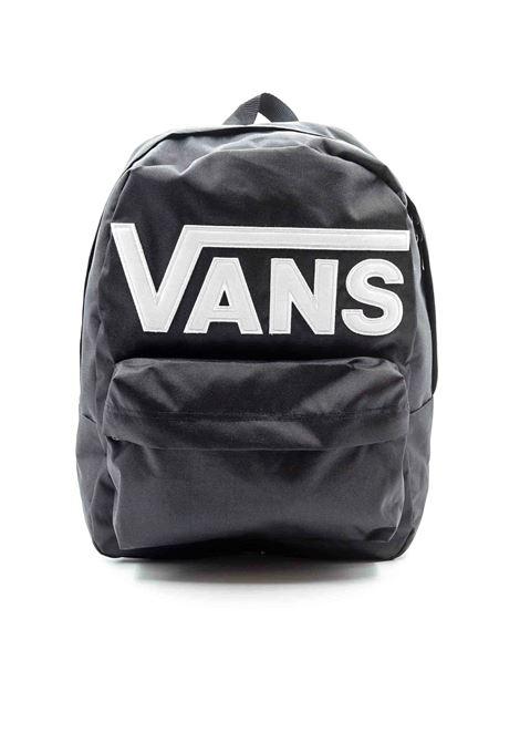 Vans zaino old skool nero  VANS | Zaini | VN0A3I6RY281OLD SKOOL-BLK/WHT