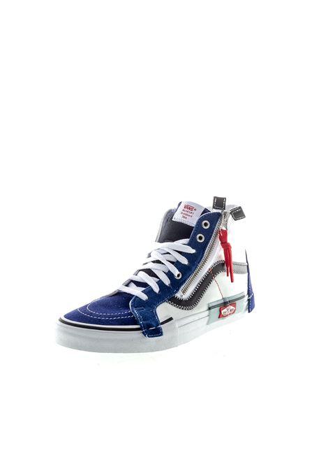 Vans sneaker sk8-hi reissue blu VANS | Sneakers | VN0A3WM1XHR1SK8HI REISSUE-BLU