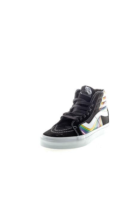 arcobaleno VANS | Sneakers | VN0A4U3DWN71SH8HI REISSUE-BLK/WHT