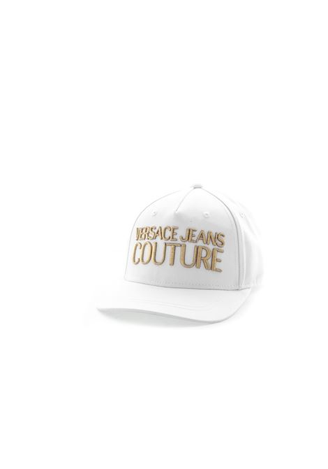 VERSACE JEANS COUTURE CAPPELLO BIANCO VERSACE JEANS COUTURE | Cappelli | BK0465021-003
