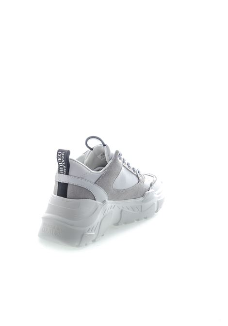 VERSACE JEANS COUTURE SNEAKER PELLE BIANCO VERSACE JEANS COUTURE | Sneakers | BSC271366-003