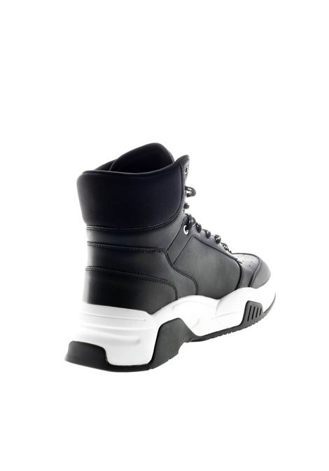 VERSACE JEANS COUTURE SNEAKER MID NERO VERSACE JEANS COUTURE | Sneakers | BSF171541-899