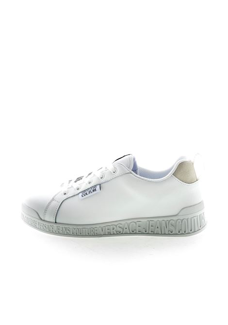 VERSACE JEANS COUTURE SNEAKER PELLE BIANCO VERSACE JEANS COUTURE | Sneakers | BSP171523-003