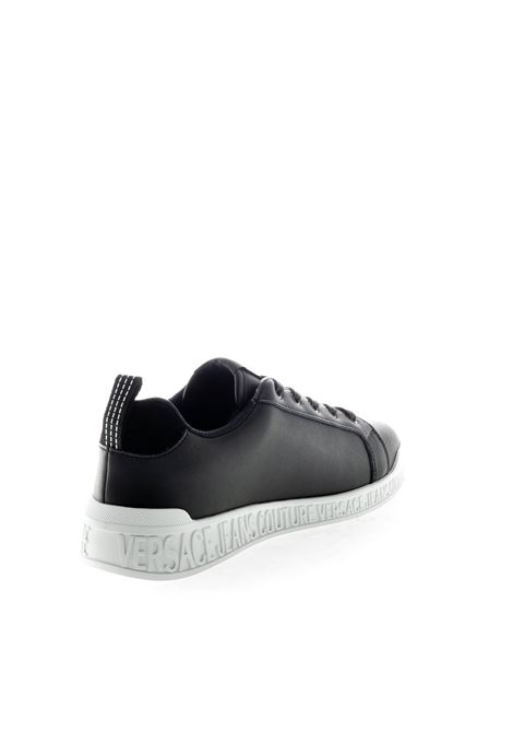 VERSACE JEANS COUTURE SNEAKER PELLE NERO VERSACE JEANS COUTURE | Sneakers | BSP171523-899