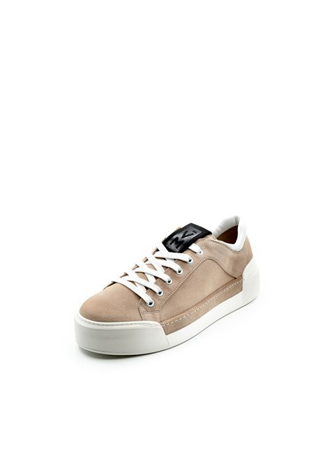 VIC MATIÉ SNEAKER BEIGE VIC MATIÈ | Sneakers | 8100CAMOSCIO-300