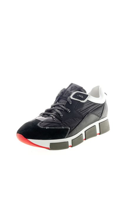VIC MATIÉ SNEAKER RIPSTOP NERO VIC MATIÈ | Sneakers | 8140CAM/NYL-101