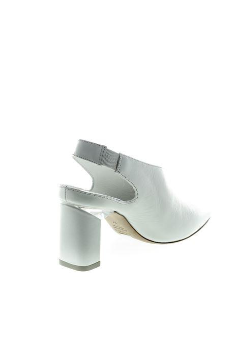 Chanel pelle bianco tacco60 VIC MATIÈ | Décolleté | 8482POLISH-110