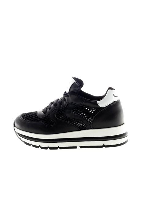 VOILE BLANCHE SNEAKER MARAN MESH NERO VOILE BLANCHE | Sneakers | 2014663MARAN MESH-0A01