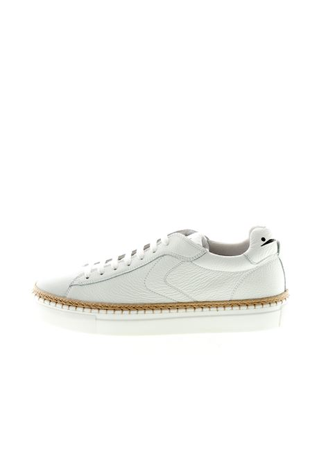 VOILE BLANCHE SNEAKER AMALFI BIANCO VOILE BLANCHE | Sneakers | 2014785AMALFI-0N01