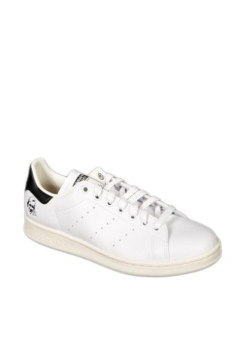 Sneaker stan smith bianco/nero ADIDAS | Sneakers | FX5549STAN SMITH-BIANCO/NERO