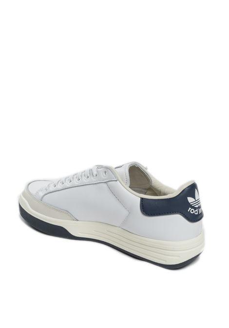Sneaker rod laver bianco/blu ADIDAS | Sneakers | FX5606ROD LAVER-BIANCO/BLU