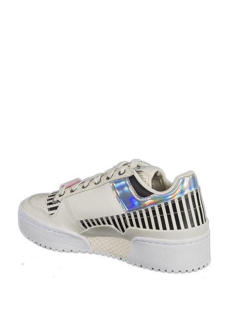 Sneaker forumbold bianco/nero ADIDAS   Sneakers   FY5115FORUMBOLD-BIANCO/NERO