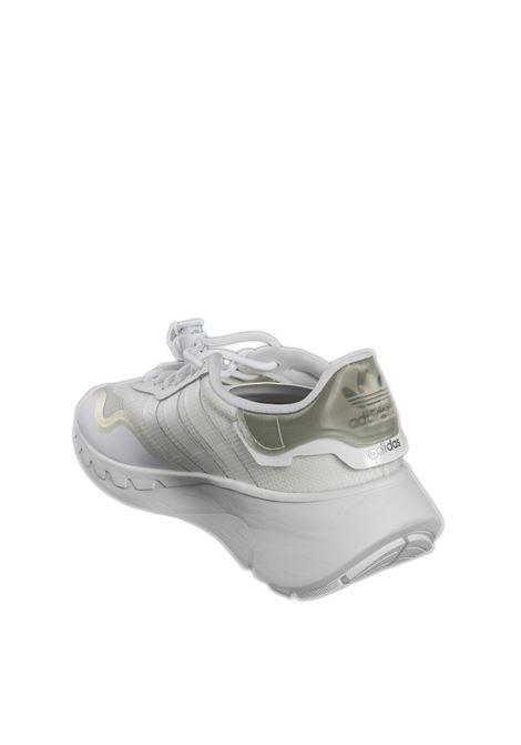 Sneaker choigo bianco/glitter ADIDAS | Sneakers | FY6499CHOIGO-BIANCO/GLITTER