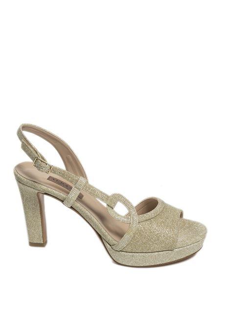 Sandalo nodo platino ALBANO | Sandali | 4053NIGHT-PLATINO
