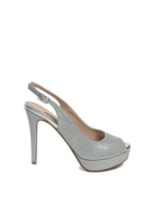 Sandalo spuntato argento ALBANO | Sandali | 4056MESH-ARGENTO