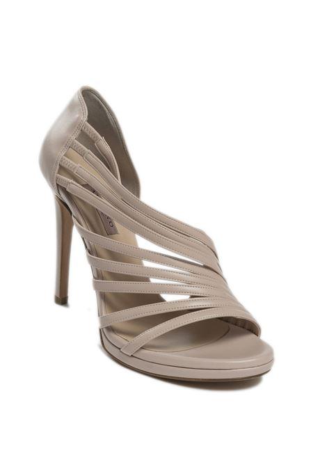 Sandalo soft t100 cipria ALBANO | Sandali | 4140SOFT-CIPRIA