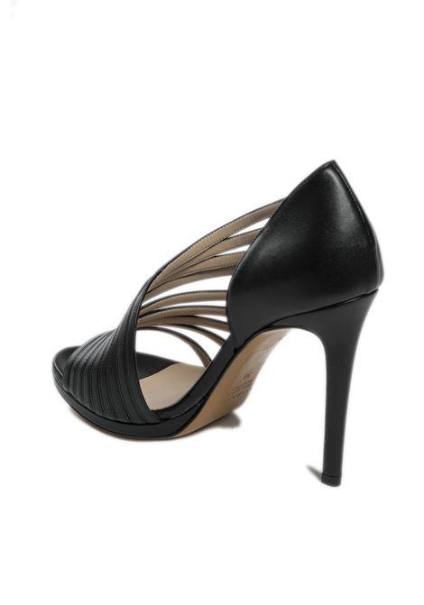 Sandalo soft t100 nero ALBANO | Sandali | 4140SOFT-NERO