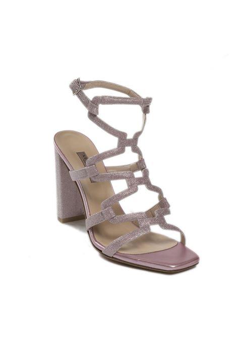 Sandalo geometric rosa ALBANO | Sandali | 4223MESH-ROSA
