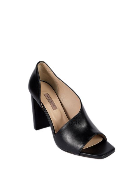 Sandalo s t90 nero ALBANO | Sandali | 4264NAPPA-NERO
