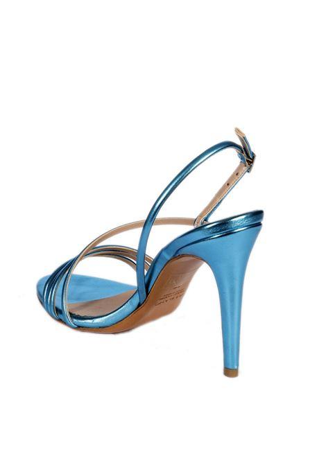 Sandalo metal celeste ALBANO | Sandali | 8075MET-CELESTE