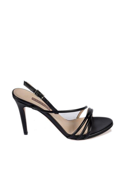 Sandalo soft nero ALBANO | Sandali | 8075SOFT-NERO