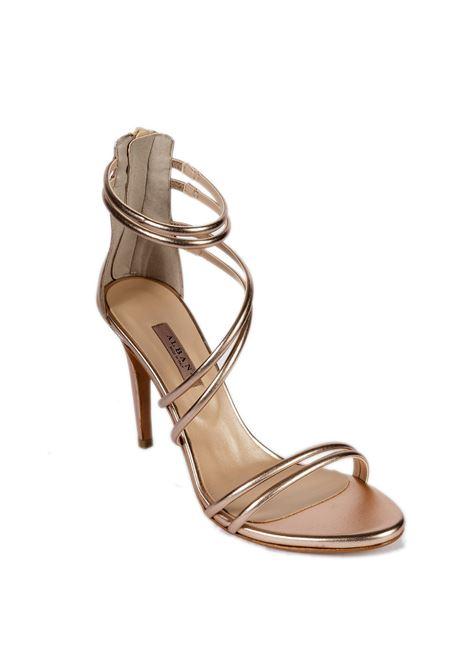 Sandalo zip rame ALBANO | Sandali | 8106MET-RAME