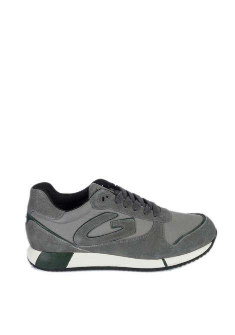 Sneaker suede grigio ALBERTO GUARDIANI | Sneakers | 3508SUEDE-GREY